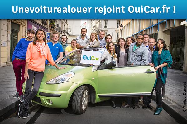 L'équipe OuiCar