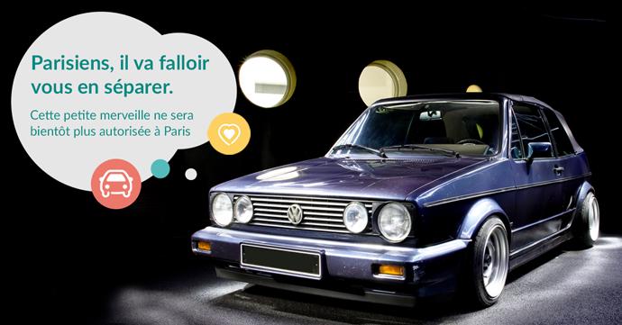 vieilles voitures dans paris, bientôt la fin d'une époque ?